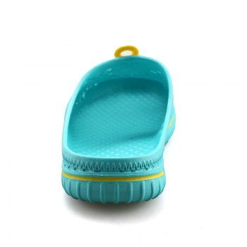 Slippers Beach Shoes Hollow Out Breathable Couples - GREEN 43
