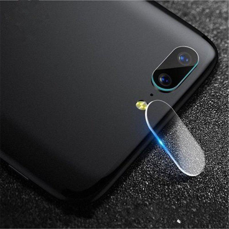 2 Pcs Film Protector Saver for Oneplus 5 Rear Camera Lens Tempered Glass - CLEAR WHITE
