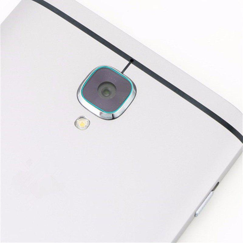 for Oneplus 3 / 3T Back Camera Tempered Glass Lens Ultra Clear Protective Film - CLEAR WHITE