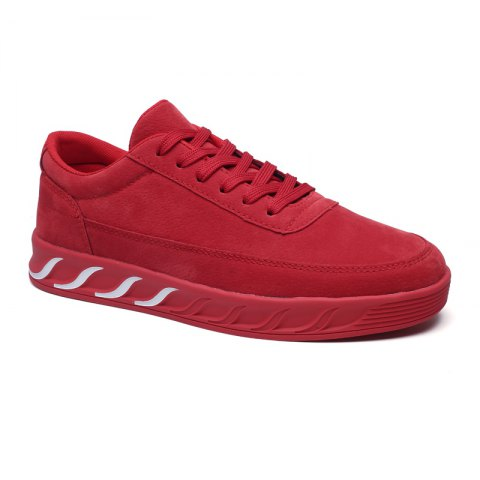 The New Thick Men'S Shoes - RED 40