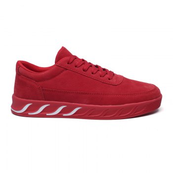 The New Thick Men'S Shoes - RED 41