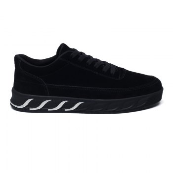 The New Thick Men'S Shoes - BLACK 41