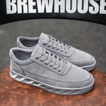 The New Thick Men'S Shoes - GRAY GRAY