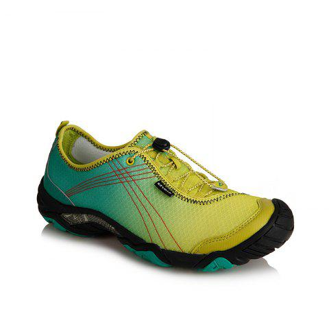 b7cdd2b2d996 Clorts Upstream Shoes Breathable Wading Outdoor Shoes Quick-drying Sport Water  Shoes - GRASS GREEN