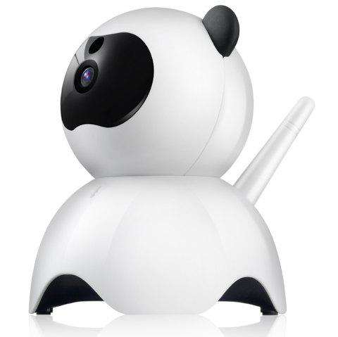 IPC - PD1 960P WiFi Baby Monitor Cloud Storage Détection de Mouvement Sans Fil IP Smart Home CCTV Système de Sécurité - Blanc EU PLUG