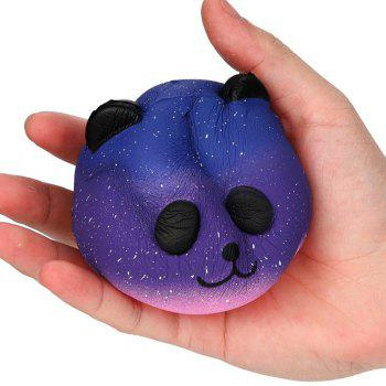 Stress Reliever Cartoon Panda Scented Super Slow Rising Kids Toy - CERULEAN