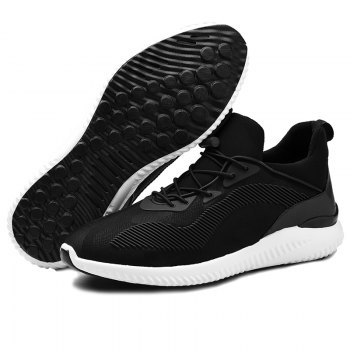 New Fashion Sport Sneakers - BLACK 43