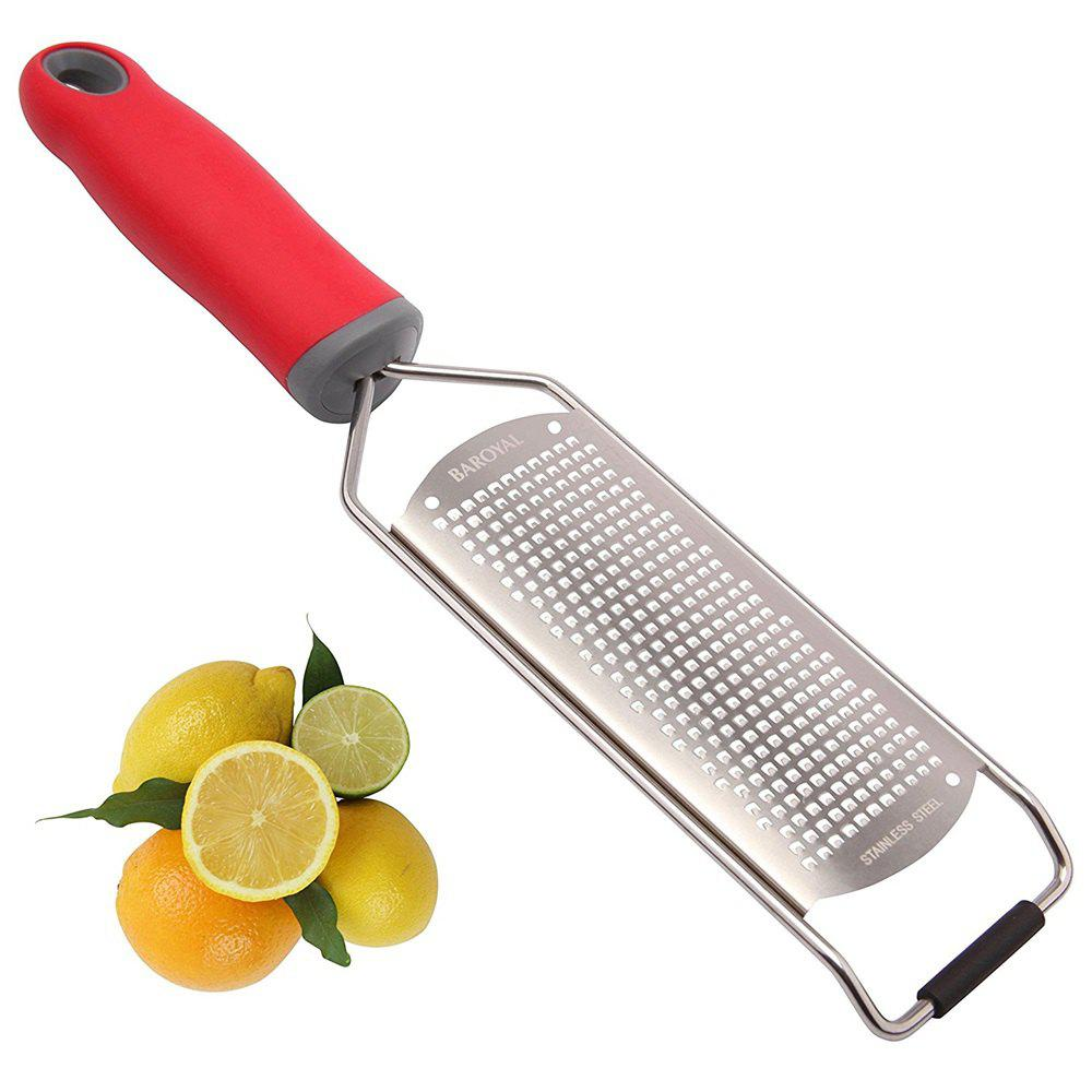 2018 Zester Stainless Steel Grater SILVER In Kitchen Tools Online ...