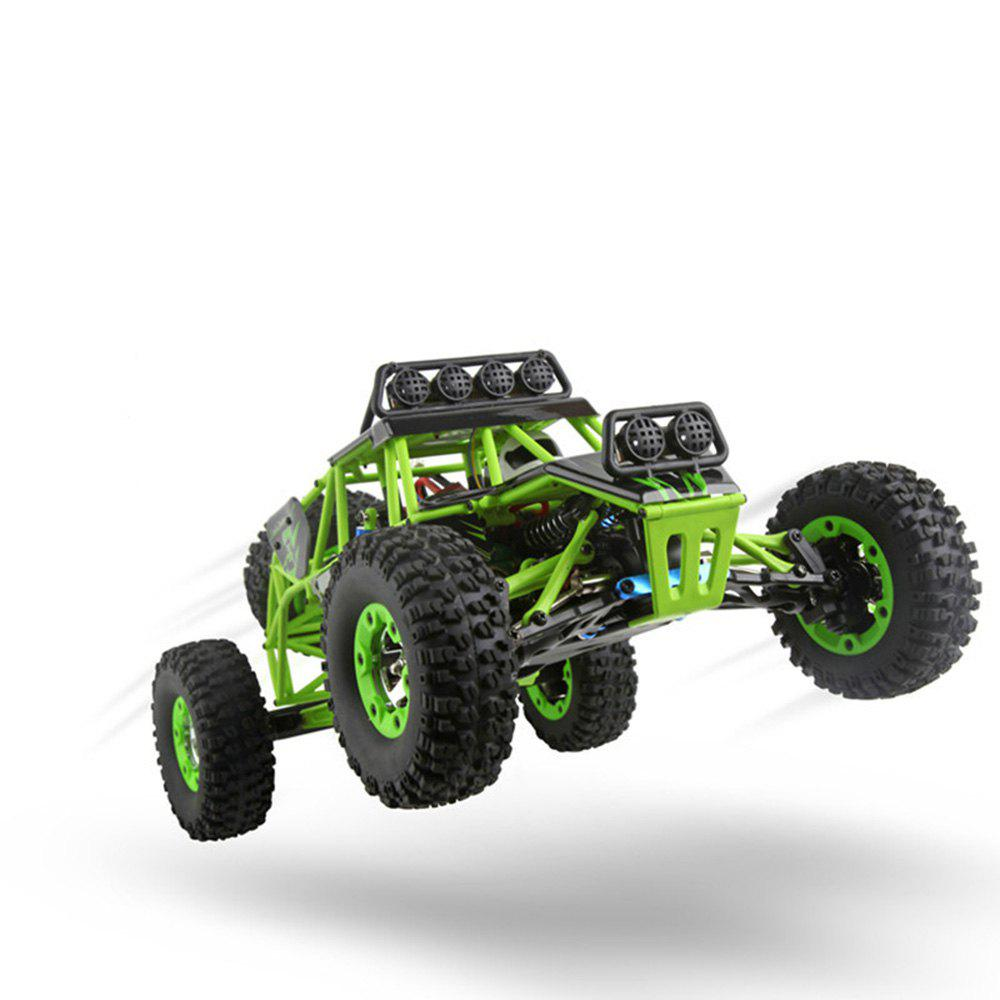 WLtoys 1:12 4WD 2.4G High Speed RC Off-road Car with LED Light RTR - IVY