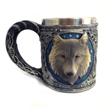 3D Resin Steel Cartoon Animal Drinking Cup - COLORMIX COLORMIX