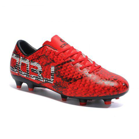 AG Football Chaussures Soccer 8763C - Rouge 34