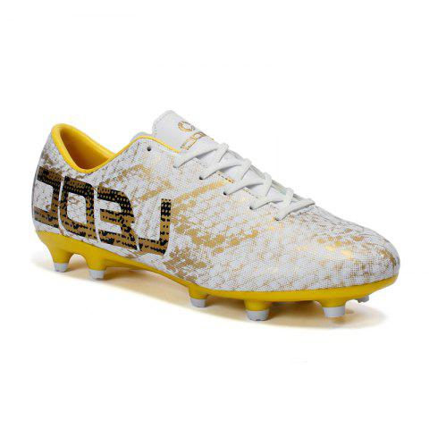 AG Football Shoes Soccer 8763C - WHITE 33