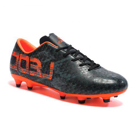 AG Football Shoes Soccer 8763C - BLACK 34