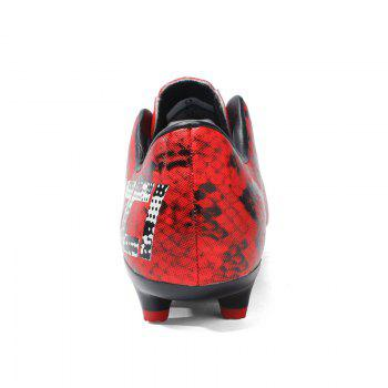 AG Football Shoes Soccer 8763C - RED RED