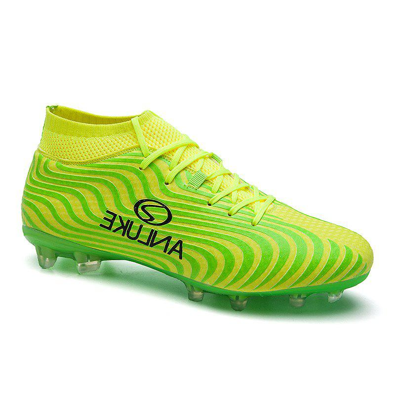 AG Football Shoes Soccer 9087 - GREEN 41