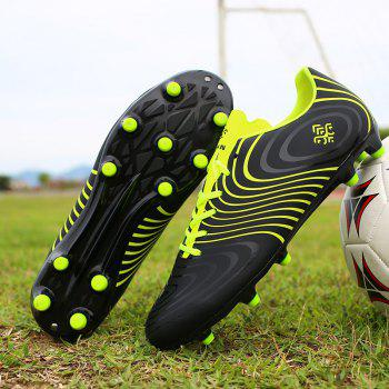AG Football Shoes Soccer 9966 - YELLOW 34