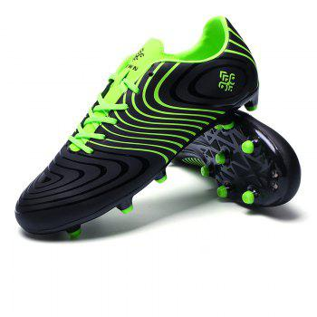 AG Football Shoes Soccer 9966 - GREEN 35