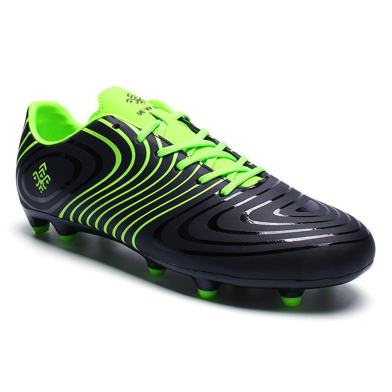 AG Football Chaussures Soccer 9966 - GREEN 44