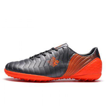 TF Football Shoes Soccer 9969 - BLACK 33