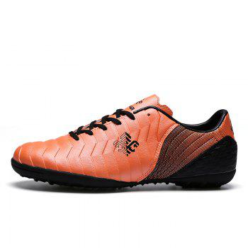 TF Football Chaussures Soccer 9969 - Orange 43