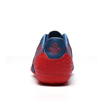 TF Football Shoes Soccer 9969 - BLUE RED 43