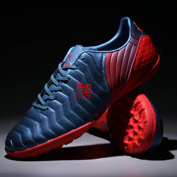 TF Football Shoes Soccer 9969 - BLUE RED 41