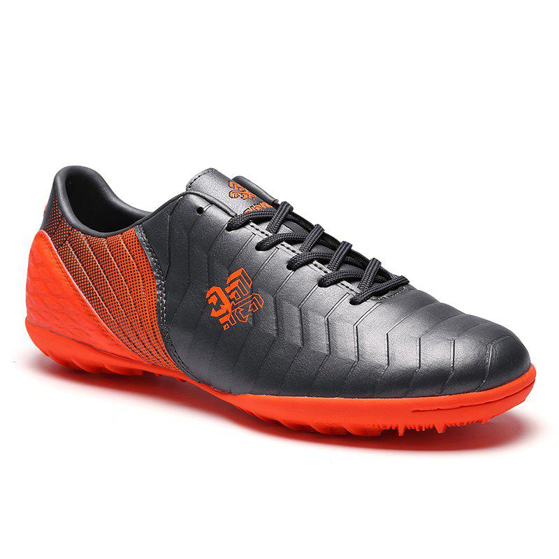 TF Football Shoes Soccer 9969 - BLACK 35