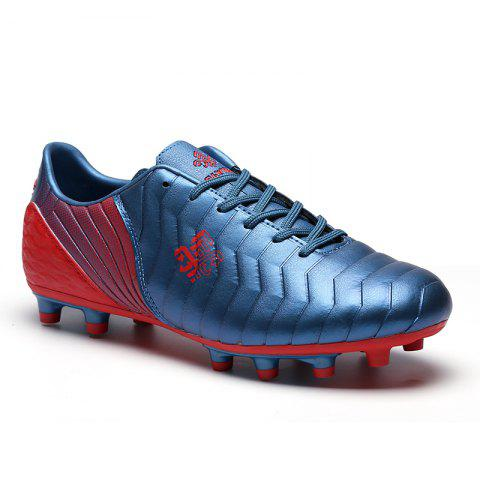 AG Football Shoes Soccer 9969C - BLUE 37