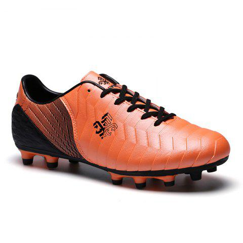 AG Football Chaussures Soccer 9969C - Orange 43