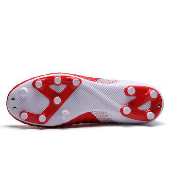 AG Football Shoes Soccer 9969C - RED 37