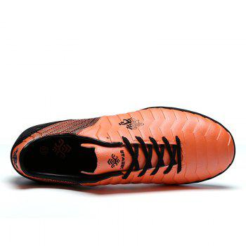 AG Football Chaussures Soccer 9969C - Orange 42
