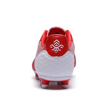 AG Football Shoes Soccer 9969C - RED 36