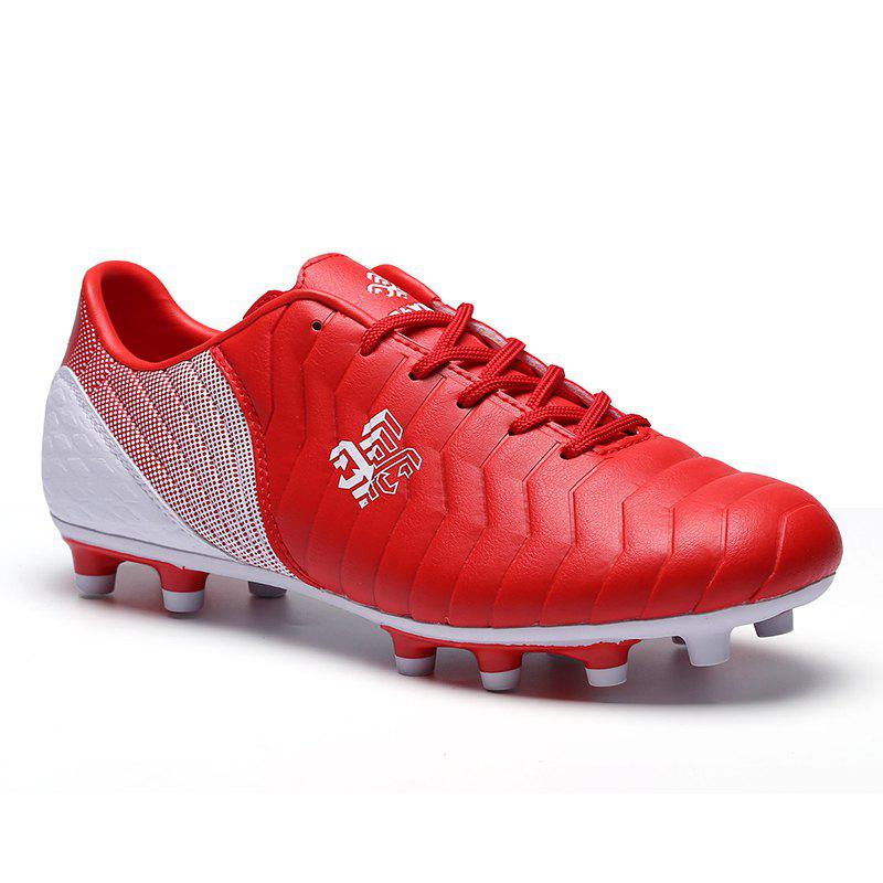 AG Football Shoes Soccer 9969C - RED 39