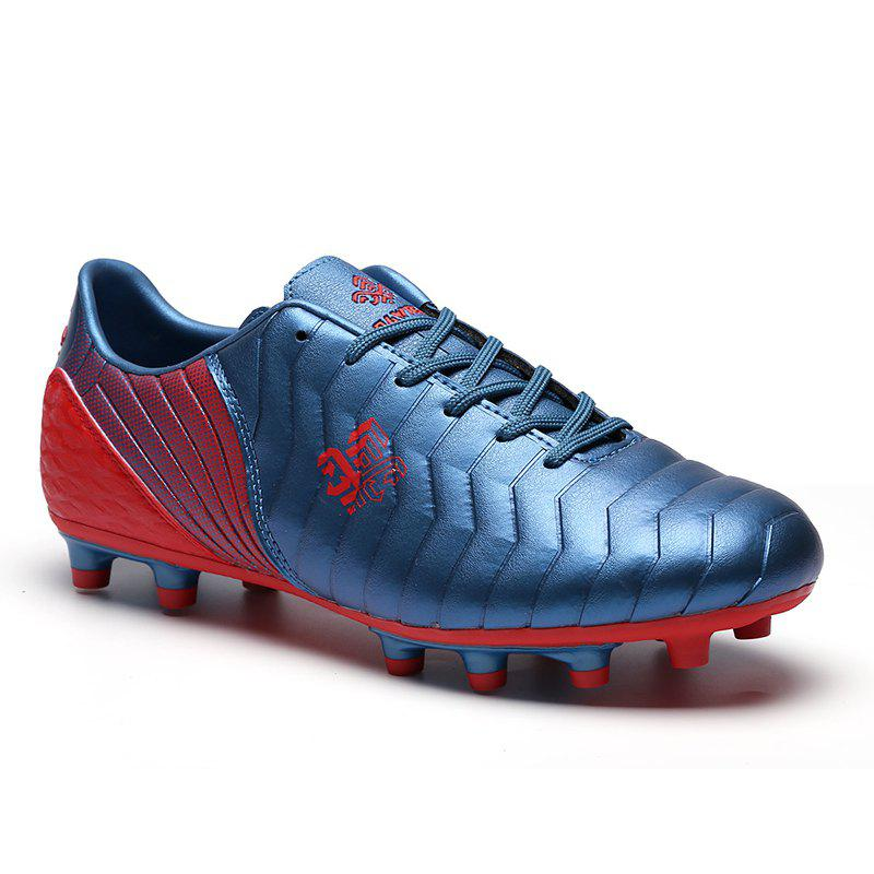 AG Football Shoes Soccer 9969C - BLUE 35