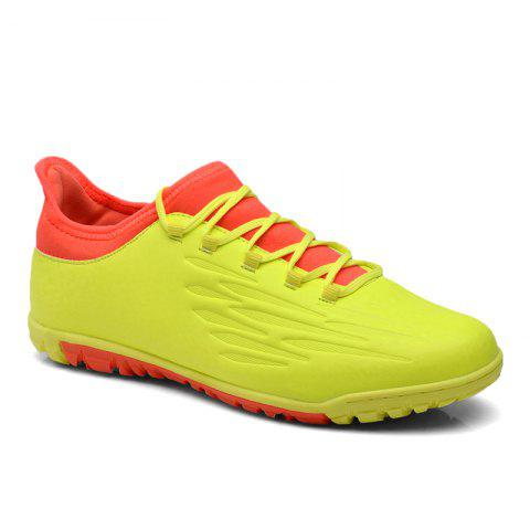 TF Football Shoes Soccer ADS1613 - YELLOW 44