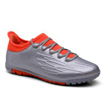 TF Football Shoes Soccer ADS1613 - SILVER SILVER