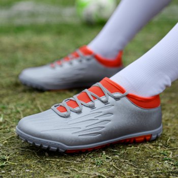 TF Football Shoes Soccer ADS1613 - SILVER 40