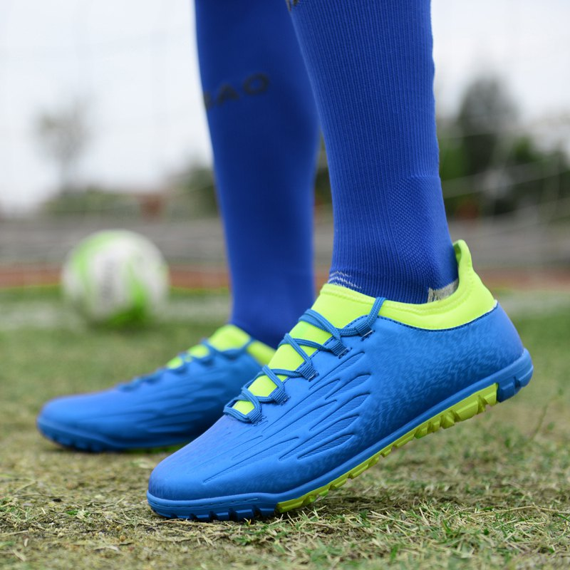 TF Football Shoes Soccer ADS1613 - BLUE 40