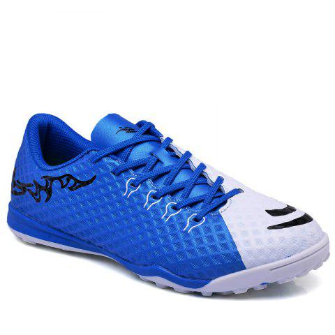 TF Football Shoes Soccer 1704 - BLUE 38