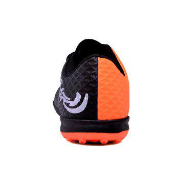 TF Football Shoes Soccer 1704 - BLACK 36