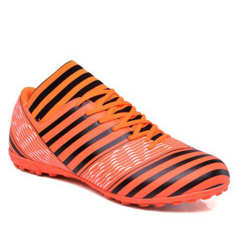 TF Football Shoes Soccer 1705 - ORANGE 32