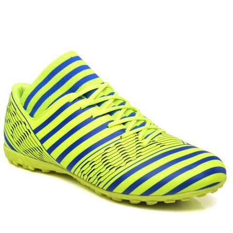 TF Football Shoes Soccer 1705 - GREEN 34