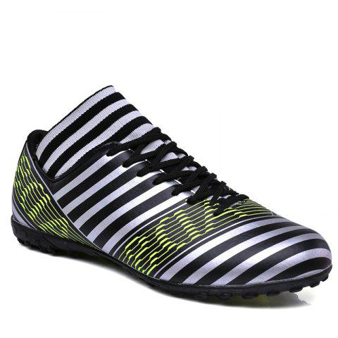 TF Football Shoes Soccer 1705 - BLACK 42