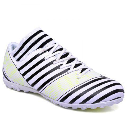 TF Football Shoes Soccer 1705 - WHITE 39