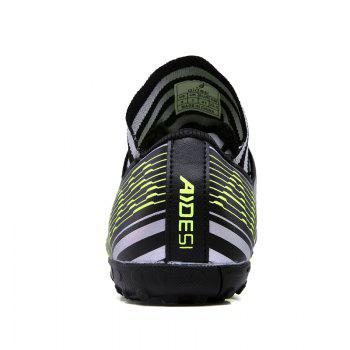 TF Football Shoes Soccer 1705 - BLACK 44