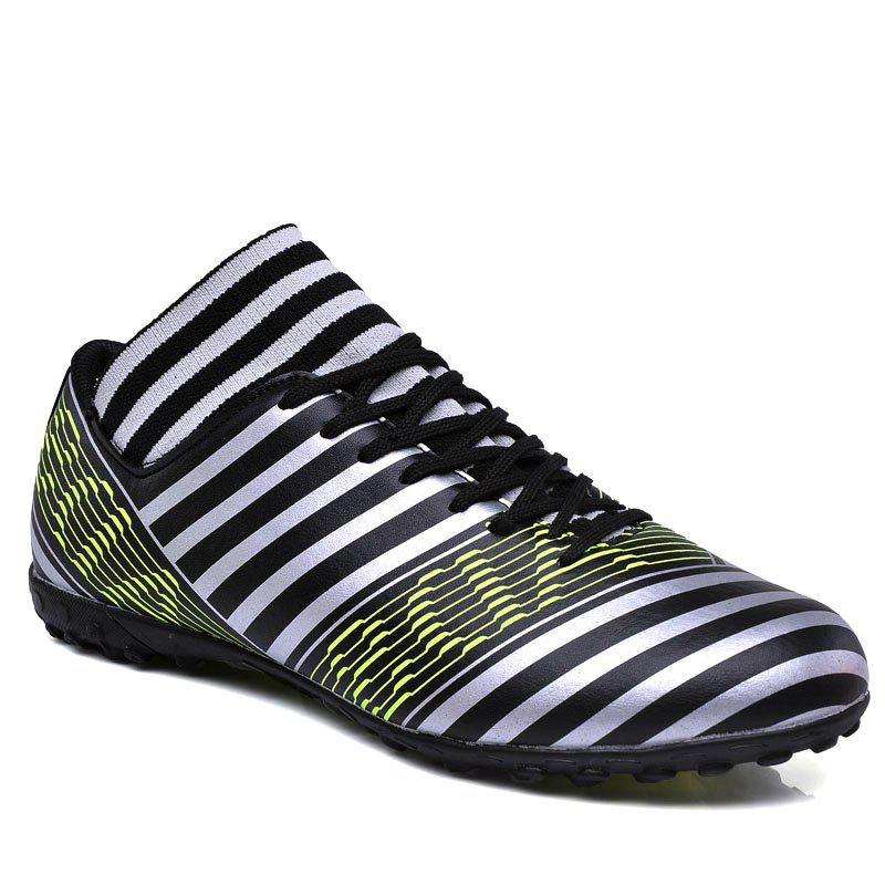TF Football Shoes Soccer 1705 - BLACK 38