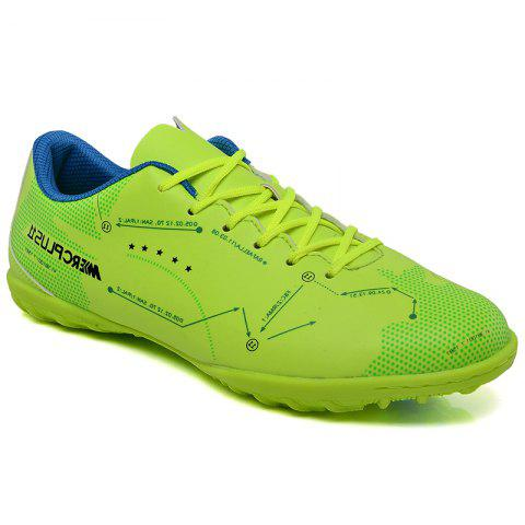 TF Football Shoes Soccer 1711 - GREEN 34