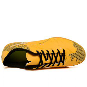 TF Football Shoes Soccer 1711 - YELLOW 44