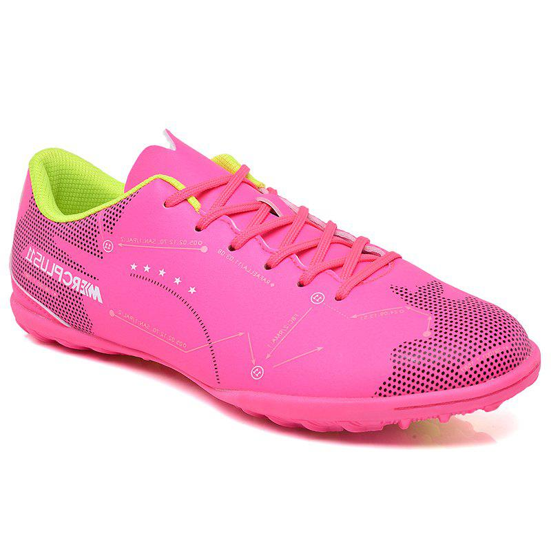 TF Football Shoes Soccer 1711 - PINK 37