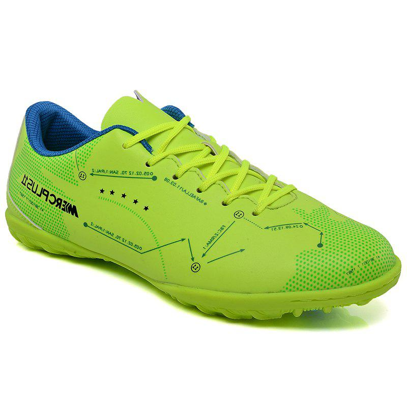 TF Football Shoes Soccer 1711 - GREEN 37